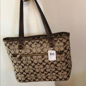 Coach Bags - Coach handbag with tag. Brand new